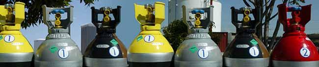 botellas gas nippon