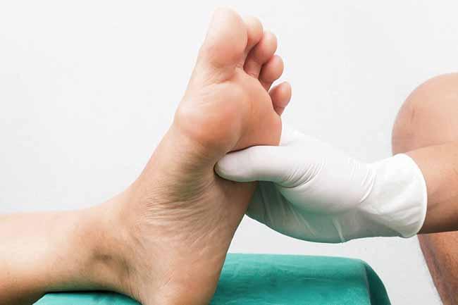exploracion del pie diabetico