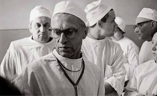 doctor Nicolai Amosov