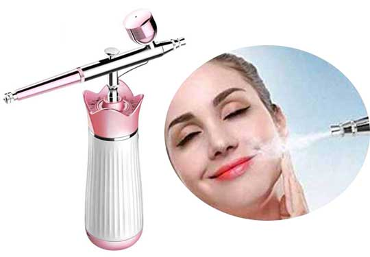 Oxígenoterapia facial