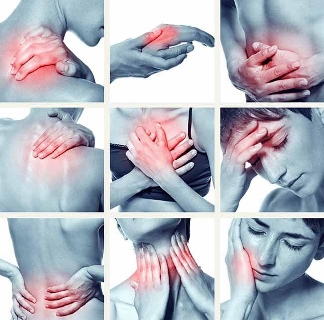 sintomas fibromialgia puntos dolor