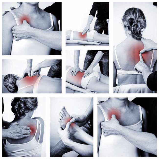 palpacion puntos gatillo fibromialgia