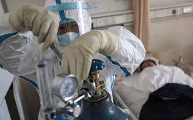 tratamiento con oxigeno medicinal